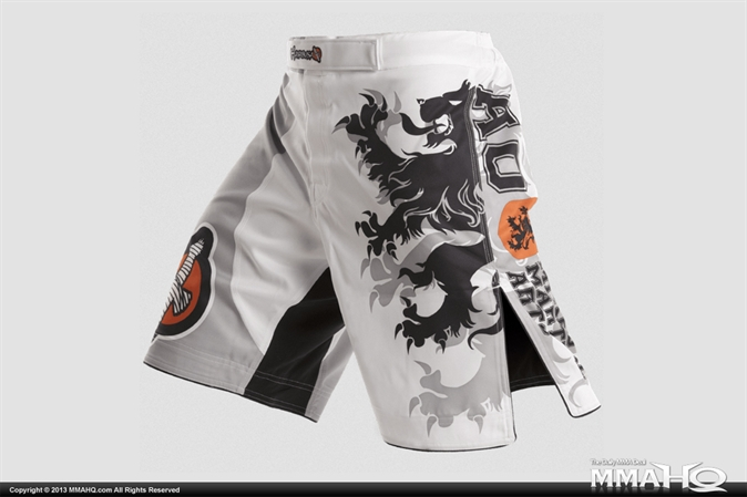 Hayabusa Alistair Overeem Signature Fight Shorts